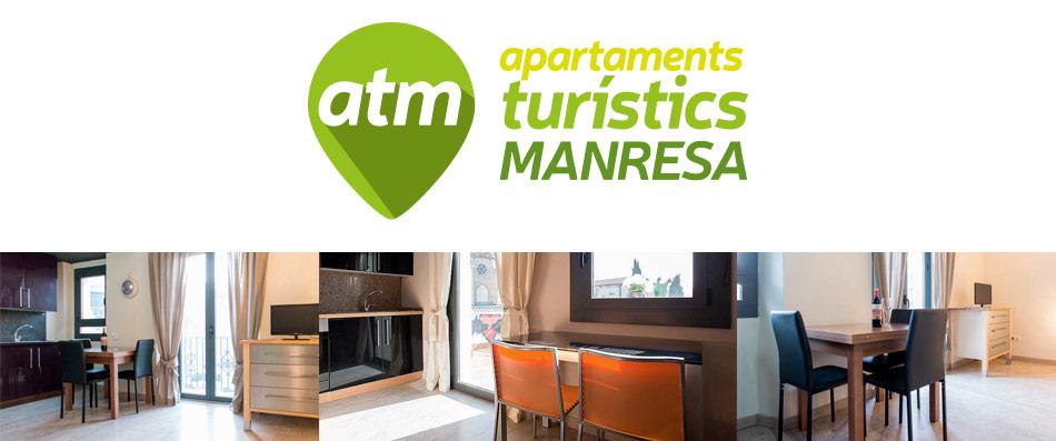 ATManresa · Apartaments Turístics Manresa